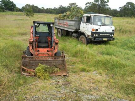 Land Scrub Clearing