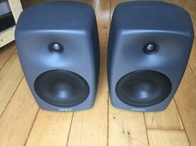 Genelec 8040A (Pair) Studio monitors