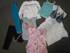 BAG OF SIZE 7 GIRLS CLOTHES!! Kawartha Lakes Peterborough Area image 4