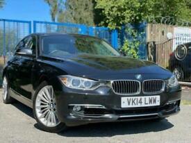 image for 2014 14 BMW 3 SERIES 3.0 ACTIVEHYBRID 3 LUXURY 302 BHP+2 KEYS+FSH+ALLOYS+BLACK