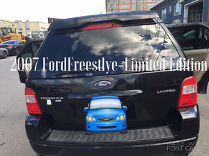 2007 Ford FreeStyle/Taurus X Limitée Familiale