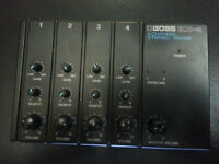 Boss Mixer BX-4 (Japan) 4 channels/canaux