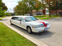 Offering Exceptional Limo Services With A White Stretch Limo