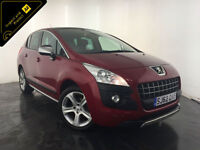 2012 62 PEUGEOT 3008 ALLURE E-HDI AUTOMATIC SERVICE HISTORY FINANCE PX WELCOME