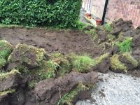FREE Grass and Mud available for pick up only