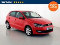 2012 VOLKSWAGEN POLO 1.2 60 Match 5dr