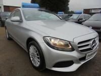 2015 15 MERCEDES-BENZ C CLASS 2.1 C220 BLUETEC SE 4DR 170 BHP POUND;20 TAX FINA