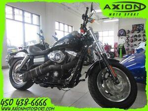 2011 Harley-Davidson DYNA FAT BOB FXDF 57,60$/SEMAINE