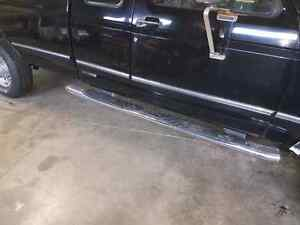 F150/F250 chrome running boards