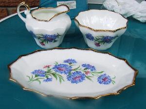 Vintage Salisbury Bone China Creamer & Sugar Bowl Set - $30.00 Belleville Belleville Area image 5