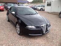 2007 57 ALFA ROMEO GT 2.0 JTS BLACKLINE 3D 165 BHP