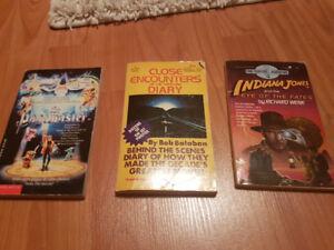 Various Movie Novelizations