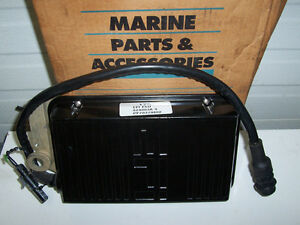 Mercury Outboard 175 HP Electronic Control Unit