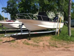2012 Boston Whaler 19 Montauk
