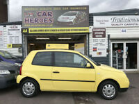 2004 VOLKSWAGEN LUPO 1.0 E V.LOW 35000 MILES + ( AA ) WARRANTY INCLUDED