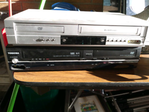 Dvd / vcr combo