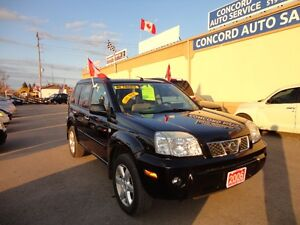 2006 Nissan X-trail SE SUV, Crossover E-TESTED & CERT