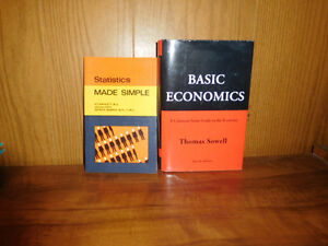 BASIC ECONOMICS West Island Greater Montréal image 1