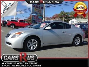 2008 Nissan Altima 2.5 S.....Includes 4 FREE winter tires!!