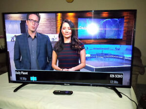 40''LED 1080p IMMACULATE COND./PERFECTPIC./REMOTE