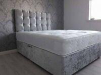 LUXURY MADE TO ORDER VELVET BEDS!