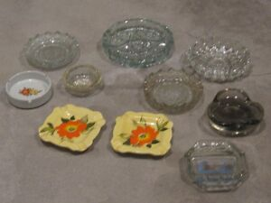 Ashtrays For Sale