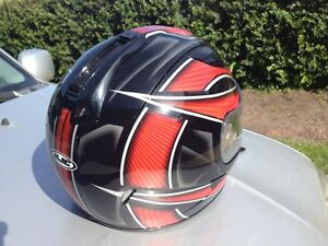 "HJC IS-16 ""Ramper"" Motorcycle Helmet - size XXL - LIKE NEW Strathcona County Edmonton Area image 8"