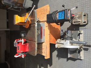 Power tools, Hand tools