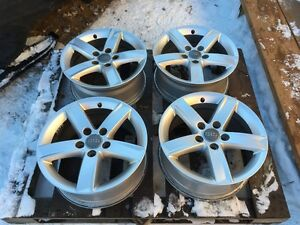 16in Audi Rims and Storage Bags For Sale
