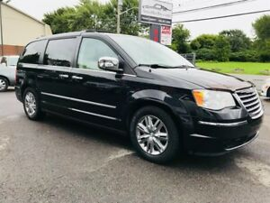 Chrysler Town - Country 47$* par semaine/Financement 2009