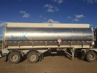 Class 1  driver with vac/combo/tanker min 2yr exp