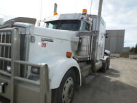 Call Syed for 1998 kenworth w900 sleeper