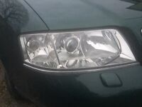 Audi A6 2000 Drivers Side Headlight