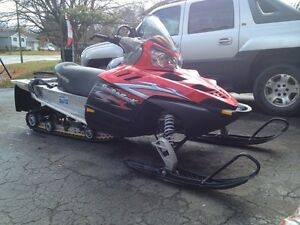 2007 polaris switchback fst turbo with extras  Kitchener / Waterloo Kitchener Area image 1