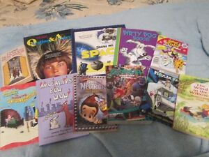11 Various childrens's books for early readers