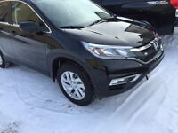 2015 honda crv EX model brand new