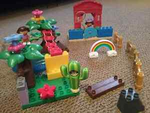 Dora the Explorer megabloks sets