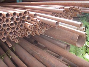 Steel Beams Channel Pipe Angle for Sale : $0.45 per lb Windsor Region Ontario image 1