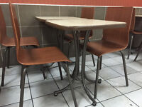 Commercial Chairs for Customer Seating