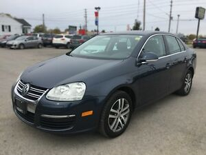 2006 VOLKSWAGEN JETTA 2.5 L * SUNROOF * ALLOY WHEELS * EXTRA CLE London Ontario image 2