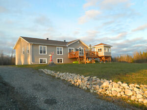 Beautiful Country Home For Sale Near Timmins, ON