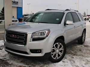 2015 GMC Acadia SLT2 Rear DVD Navigation Htd/Cld Seats