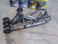 Suspension SNOWCROSS  brp rs 600 2010