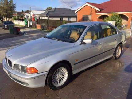 1999 BMW 523i E39 with M-Sport interior Greenacre Bankstown Area Preview