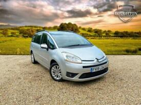 image for 2009 Citroen C4 Grand Picasso 1.6HDi 16V VTR Plus 5dr EGS MPV Diesel Automatic