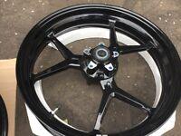 Ducati monster 1200s wheels