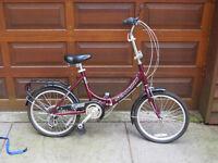 Schwinn Tango Folding Bike