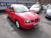 2004 Seat Ibiza 1.2 12v SX 5dr