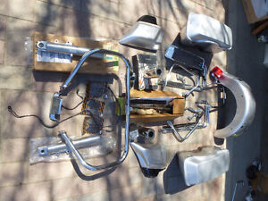 Harley 2003 Ultra Classic Parts Accessories