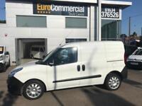 2014 Vauxhall Combo 1.3 CDTi 16v 2300 L1H1 Crew Van 5dr (5 seat) Diesel white Ma